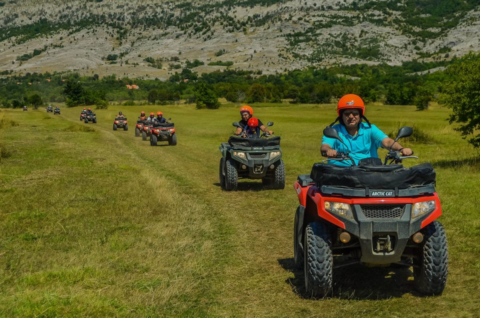quad adventure split adrenaline fun nature what to do in split