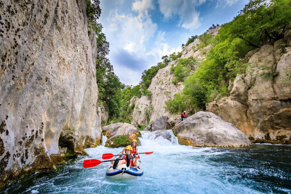 Half day adventure tours in Split