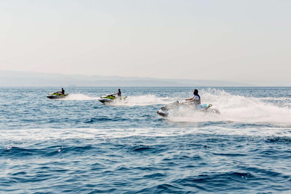 Rent a jet ski in Split Croatia