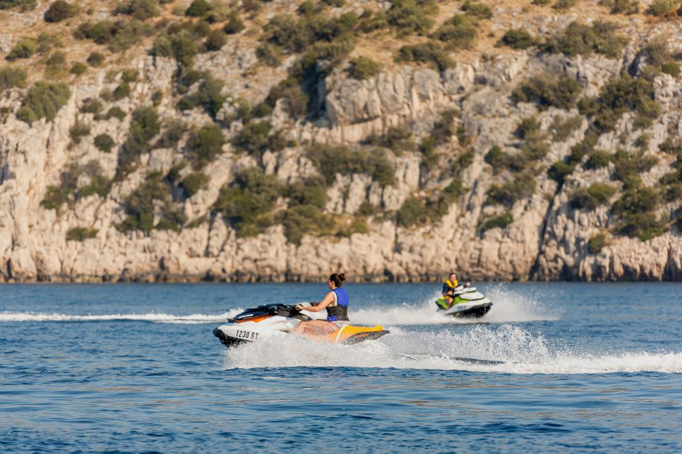 Jet ski Split top sea tours