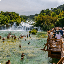 Sightseeing tours cheapest from Split