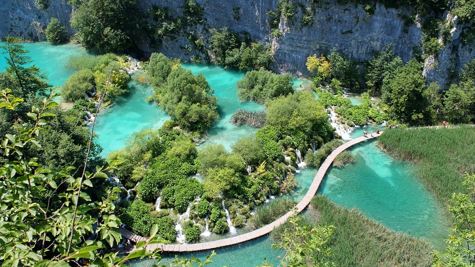 national park plitvice lakes split tour private one day daily