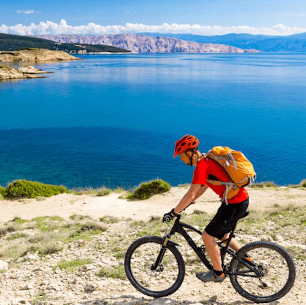 Biking tour split croatia