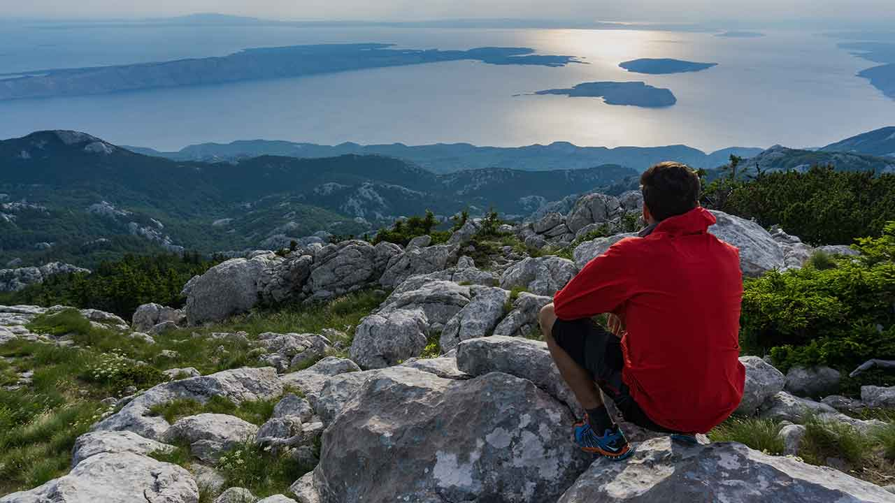 Week of hiking and climbing Croatia