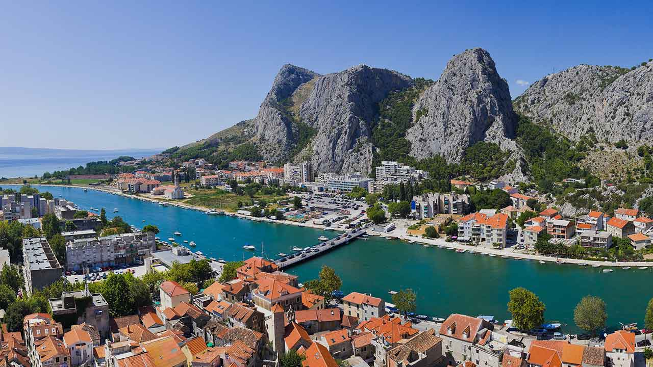 Omis fortress hiking tour
