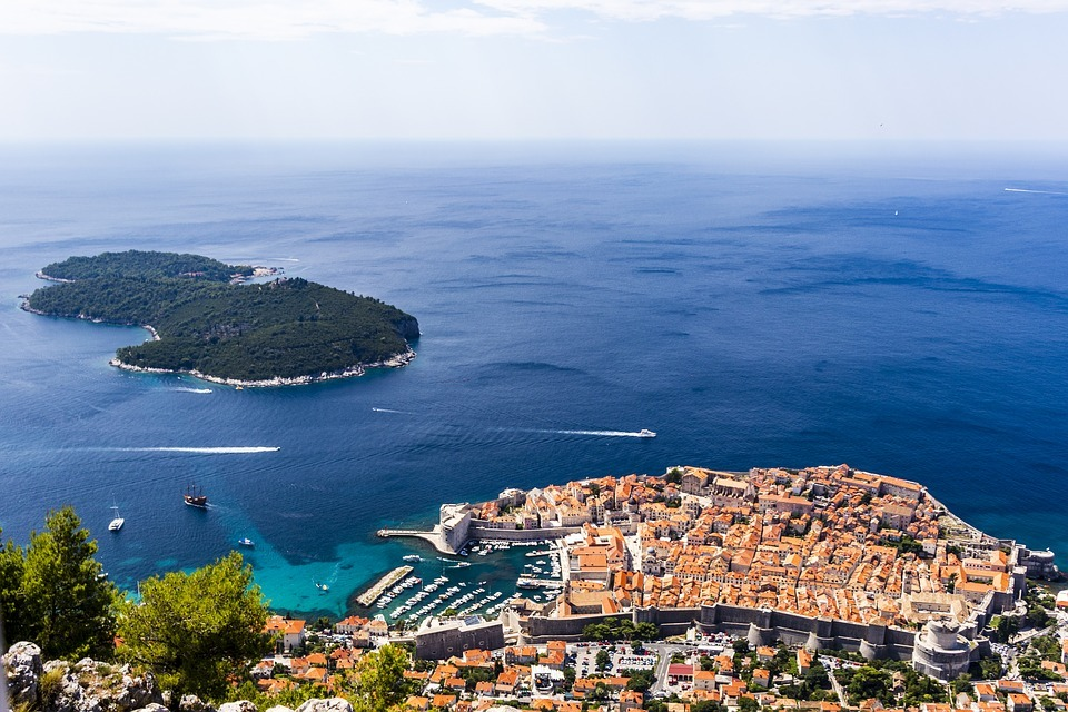 Dubrovnik City walls day tours from Split