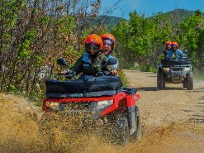 Quad Bike Split Croatia adventure daily tour