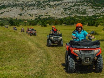 Sinj town Croatia adventure tours