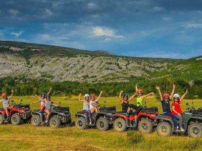 ATV Quad Bike Family tour