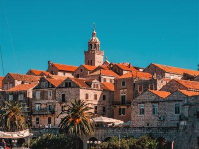 Take a walk and experience the life of Korčula