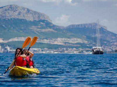 Excellent low budget tour in Split