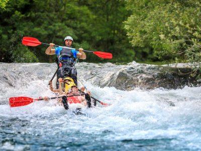 Blato na Cetini rafting