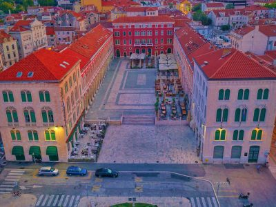 Republic Square or Prokurative