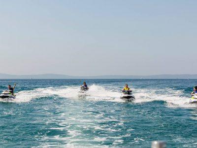 Jetski safari sea tour