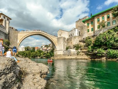 Mostar daily tour from Split