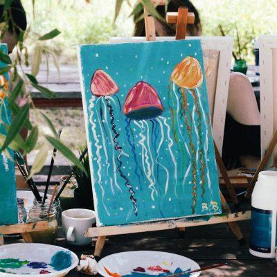 Paint & Wine in Split
