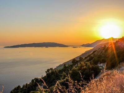 Peljesac island Biking tours active holiday